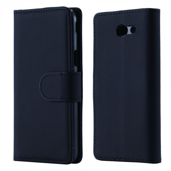 samsung galaxy j3 2017 coque de protection housse pochette wallet case ebay. Black Bedroom Furniture Sets. Home Design Ideas