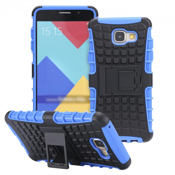 samsung galaxy a5 2016 outdoor case handy tasche schutz h lle hybrid bumper s ebay. Black Bedroom Furniture Sets. Home Design Ideas