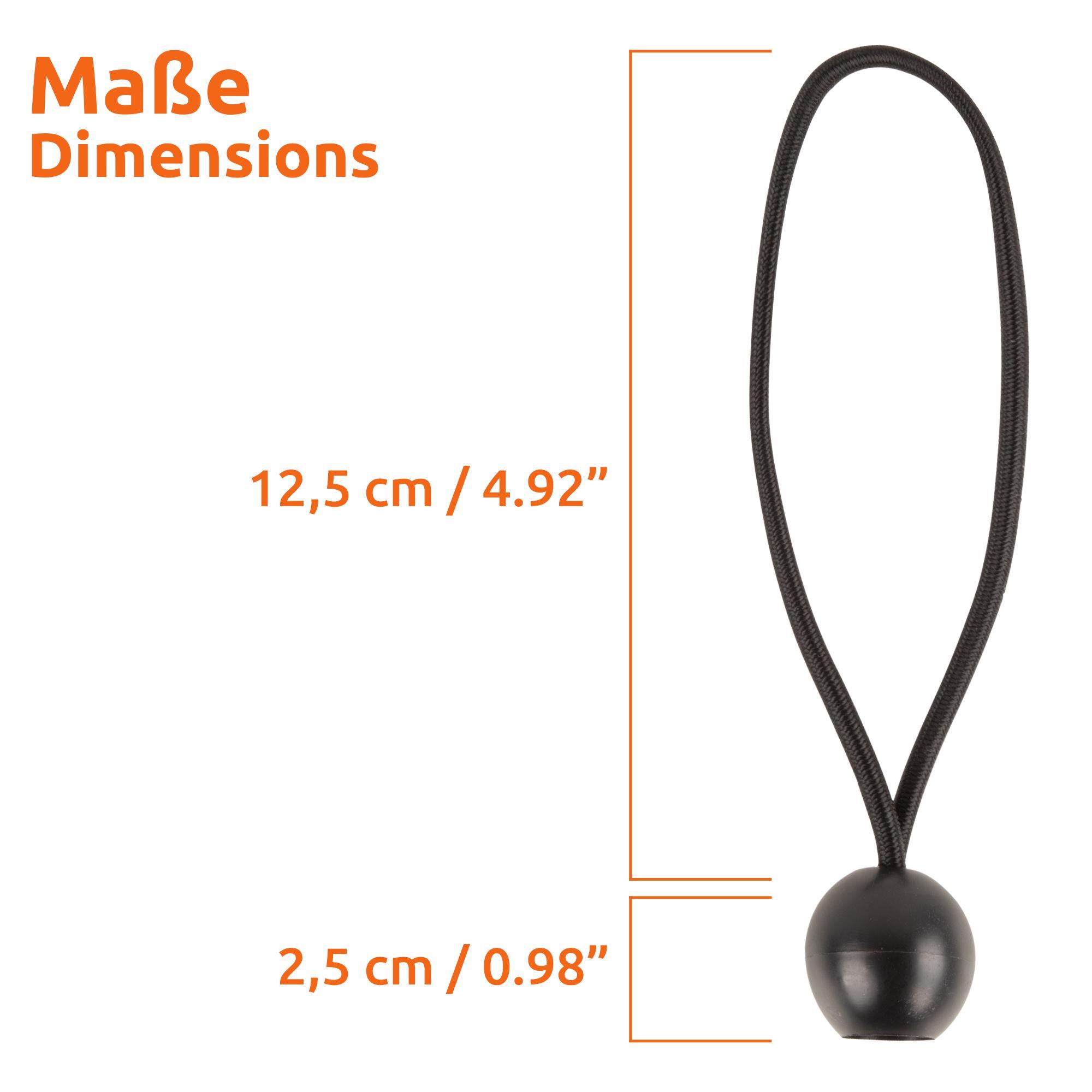100x gommini di tensionamento elastici tenditori ela tenditelone tirante per tel